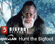 Hunt the Bigfoot