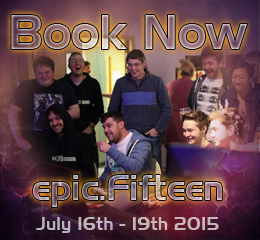 epic.FIFTEEN - Book Now!